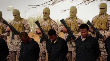 The Islamic State video warns Christians they will not be safe unless they embrace Islam or pay protection money